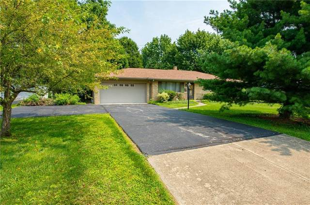 2244 Fairhope Drive, Indianapolis, IN 46227 (MLS #21801255) :: The Indy Property Source