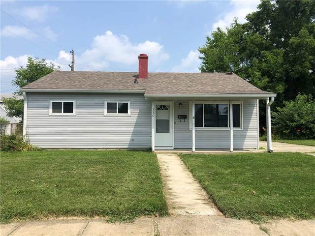 330 Roosevelt Drive, Shelbyville, IN 46176 (MLS #21801256) :: Mike Price Realty Team - RE/MAX Centerstone