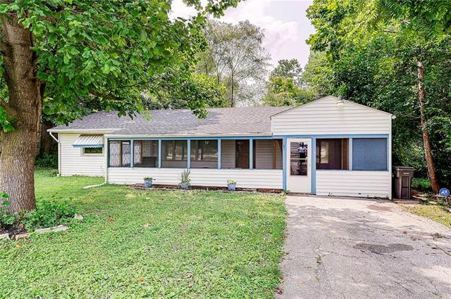 2824 N Ritter Avenue, Indianapolis, IN 46218 (MLS #21801270) :: Mike Price Realty Team - RE/MAX Centerstone