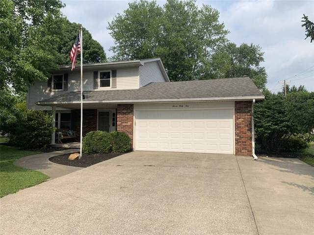 749 S Jackson Park Drive, Seymour, IN 47274 (MLS #21801272) :: Mike Price Realty Team - RE/MAX Centerstone