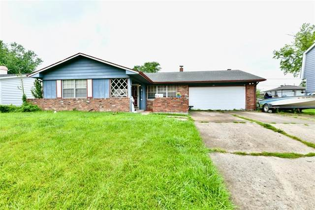 3220 Arbutus Drive, Indianapolis, IN 46224 (MLS #21801276) :: Mike Price Realty Team - RE/MAX Centerstone