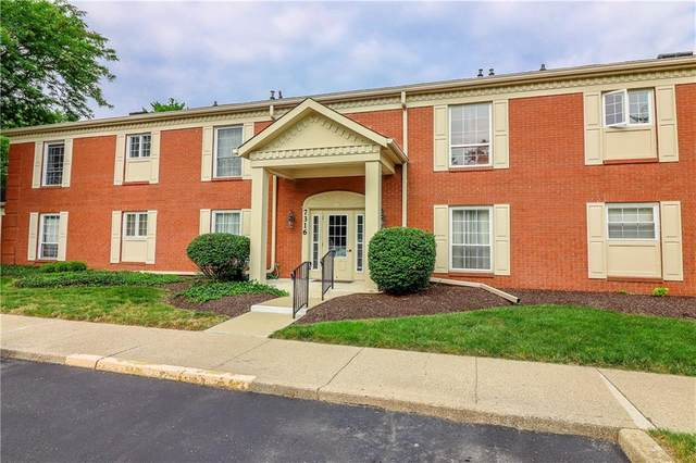 7316 Lions Head Drive D, Indianapolis, IN 46260 (MLS #21801280) :: Pennington Realty Team