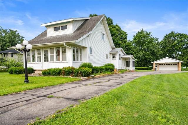 6501 N Old State Rd 3, Muncie, IN 47303 (MLS #21801294) :: The Indy Property Source