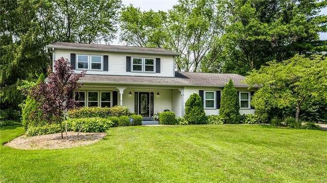 108 Downing Court, Noblesville, IN 46060 (MLS #21801318) :: The Indy Property Source