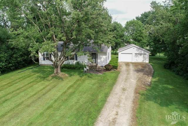 1634 N Benton Road, Muncie, IN 47304 (MLS #21801328) :: The Indy Property Source
