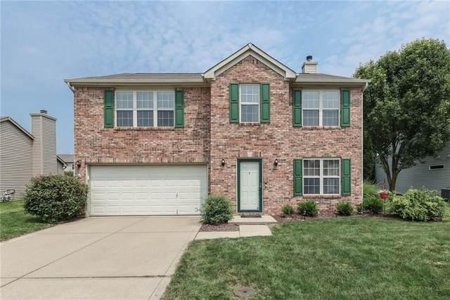 758 Summersby Lane, Brownsburg, IN 46112 (MLS #21801329) :: Heard Real Estate Team | eXp Realty, LLC