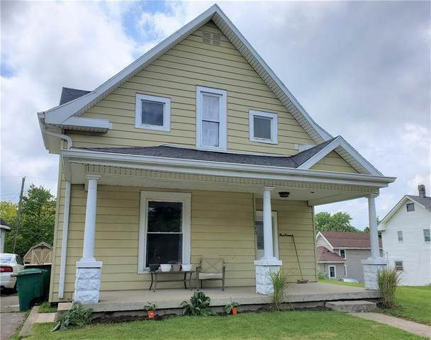 313 S 7th Street, New Castle, IN 47362 (MLS #21801337) :: Mike Price Realty Team - RE/MAX Centerstone