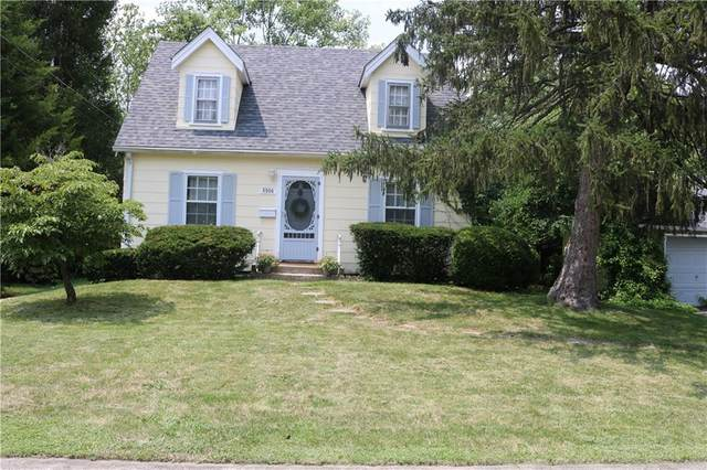 6504 Dresden Street, Indianapolis, IN 46227 (MLS #21801338) :: The Indy Property Source