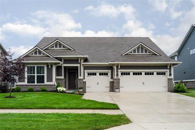 5863 Muscadine Way, Zionsville, IN 46077 (MLS #21801343) :: Mike Price Realty Team - RE/MAX Centerstone