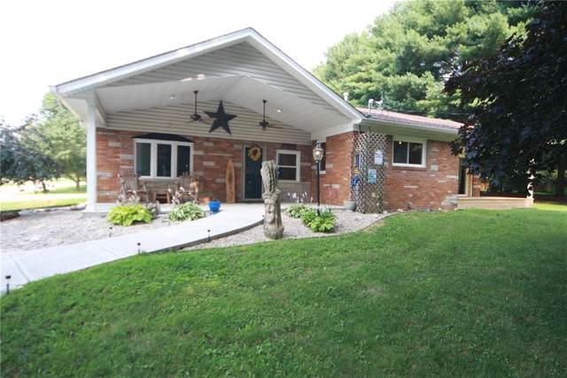 202 N County Road 325 W, Danville, IN 46122 (MLS #21801347) :: The Indy Property Source