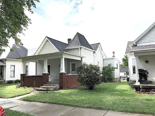 410 W Franklin Street, Shelbyville, IN 46176 (MLS #21801354) :: Dean Wagner Realtors