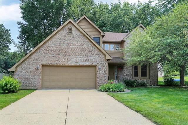 4261 Country Lane, Greenwood, IN 46142 (MLS #21801358) :: Heard Real Estate Team | eXp Realty, LLC