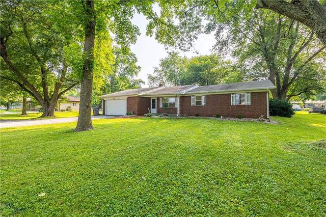 6355 Mcfarland Road, Indianapolis, IN 46227 (MLS #21801380) :: The Indy Property Source