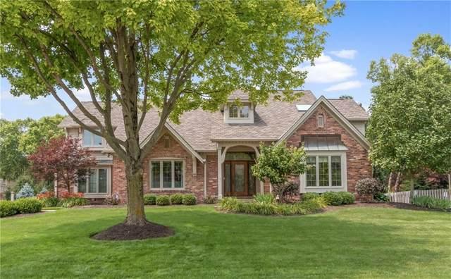 10850 Wilmington Drive, Carmel, IN 46033 (MLS #21801384) :: Heard Real Estate Team | eXp Realty, LLC