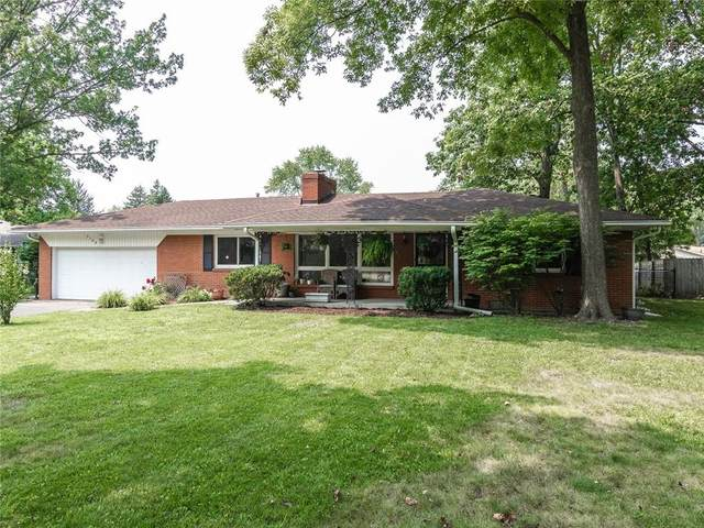 5108 Chatham Place, Indianapolis, IN 46226 (MLS #21801391) :: Mike Price Realty Team - RE/MAX Centerstone