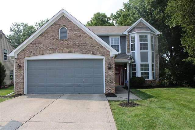 6271 Valleyview Drive, Fishers, IN 46038 (MLS #21801419) :: Heard Real Estate Team | eXp Realty, LLC
