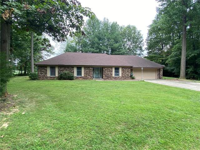 7798 N Crestwood Lane, Brazil, IN 47834 (MLS #21801445) :: The Indy Property Source