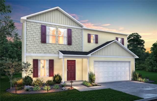 225 Arbor Drive, Connersville, IN 47374 (MLS #21801446) :: Richwine Elite Group