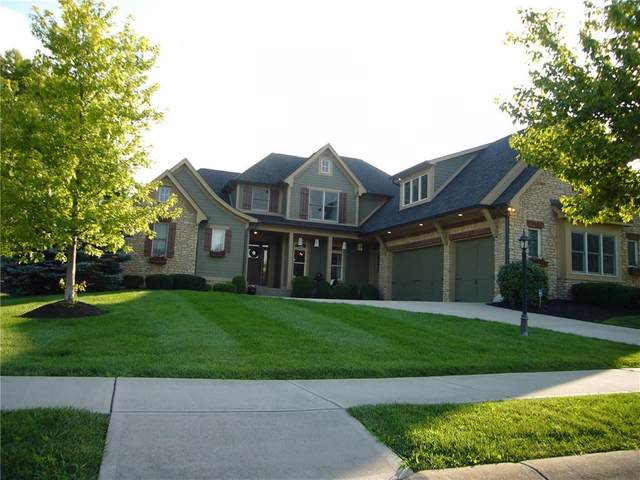 14725 Pleasant Crest Avenue, Fishers, IN 46037 (MLS #21801448) :: The Indy Property Source