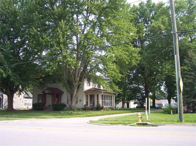 34 W Main Street, Brownsburg, IN 46112 (MLS #21801454) :: The Indy Property Source