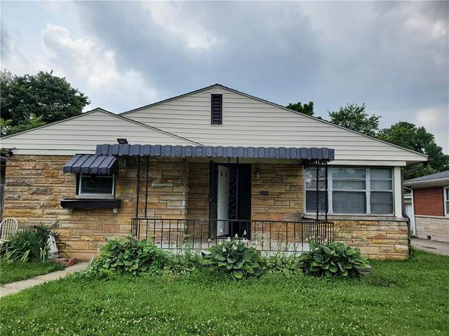3226 N Dequincy Street, Indianapolis, IN 46218 (MLS #21801460) :: Mike Price Realty Team - RE/MAX Centerstone