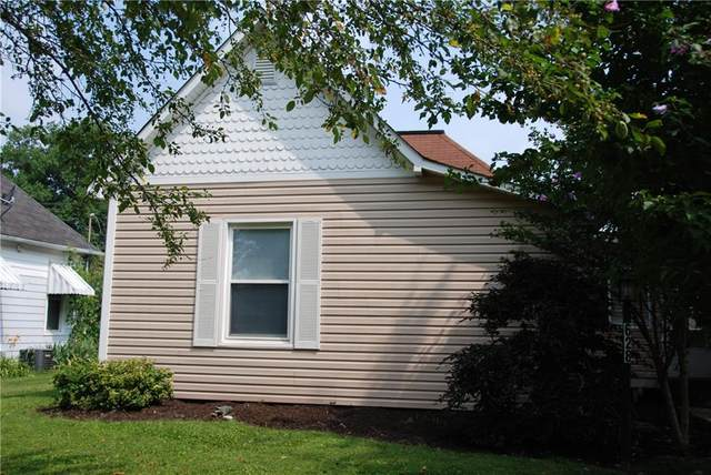 628 Plum Street, Noblesville, IN 46060 (MLS #21801470) :: The Indy Property Source