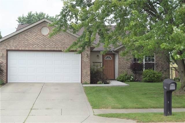 3726 Bonn Boulevard, Indianapolis, IN 46228 (MLS #21801487) :: Heard Real Estate Team   eXp Realty, LLC