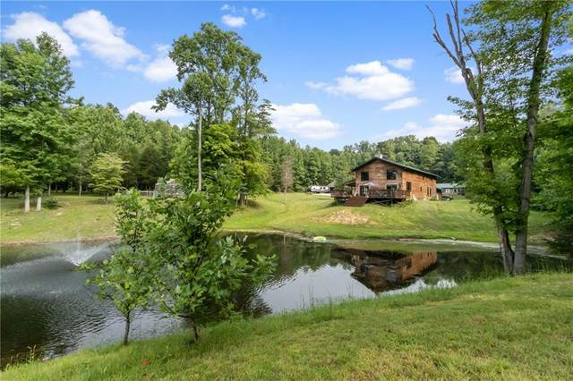 2375 N Poplar Trail 770 E, Poland, IN 47868 (MLS #21801488) :: The Indy Property Source