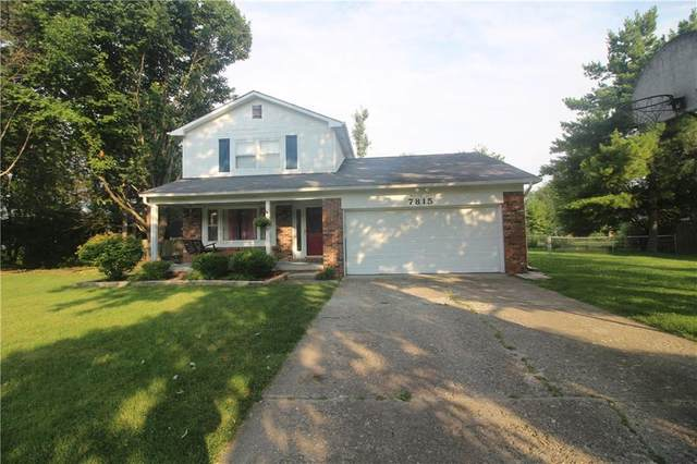 7815 Alapaka Court, Indianapolis, IN 46217 (MLS #21801499) :: Mike Price Realty Team - RE/MAX Centerstone