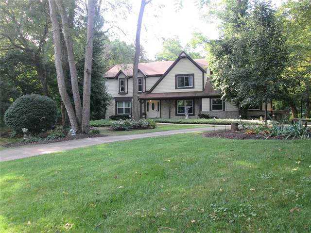 7517 Noel Forest Lane, Indianapolis, IN 46278 (MLS #21801508) :: Mike Price Realty Team - RE/MAX Centerstone