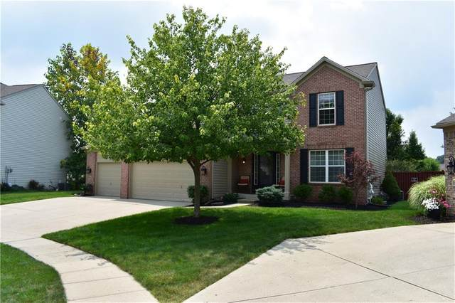 323 Wanatah Circle, Westfield, IN 46074 (MLS #21801526) :: The Indy Property Source