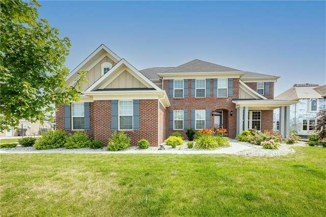 5779 Bentbrook Drive, Bargersville, IN 46106 (MLS #21801532) :: The Indy Property Source