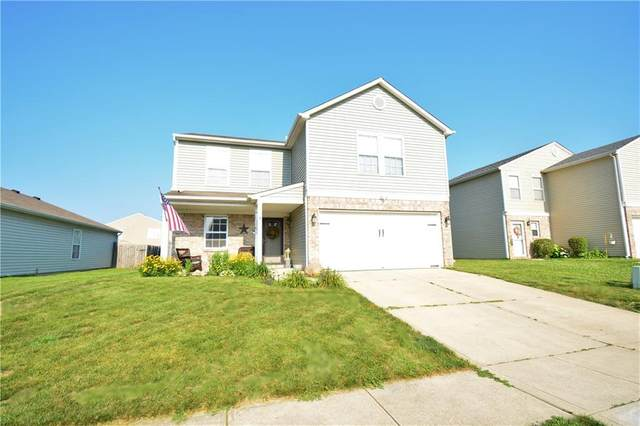 1953 Morning Light Lane, Greenwood, IN 46143 (MLS #21801546) :: Mike Price Realty Team - RE/MAX Centerstone