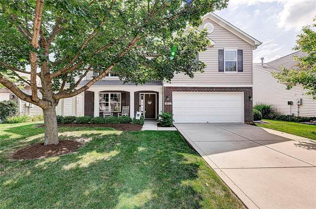 8815 N Fawn Meadow Drive, Mccordsville, IN 46055 (MLS #21801554) :: RE/MAX Legacy