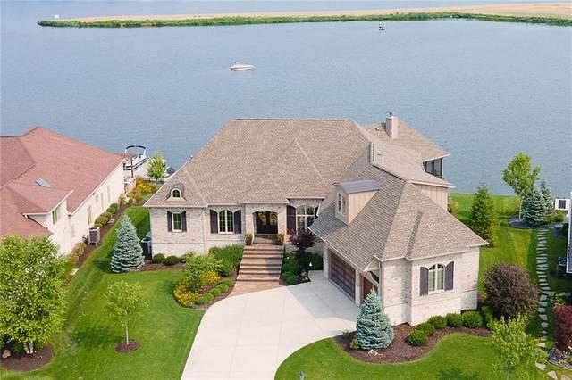 13512 Lake Ridge Lane, Fishers, IN 46055 (MLS #21801577) :: The Indy Property Source