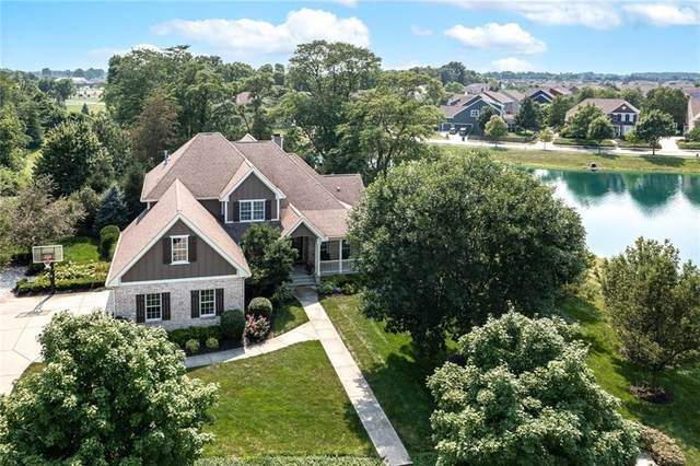 13591 Cosel Way, Fishers, IN 46037 (MLS #21801587) :: The Indy Property Source
