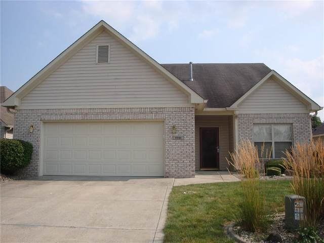 1731 Fairfield Circle, Greenfield, IN 46140 (MLS #21801599) :: Mike Price Realty Team - RE/MAX Centerstone