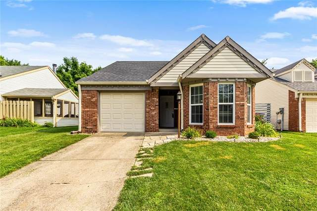 6790 Colony Pointe S Drive, Indianapolis, IN 46250 (MLS #21801605) :: Heard Real Estate Team | eXp Realty, LLC