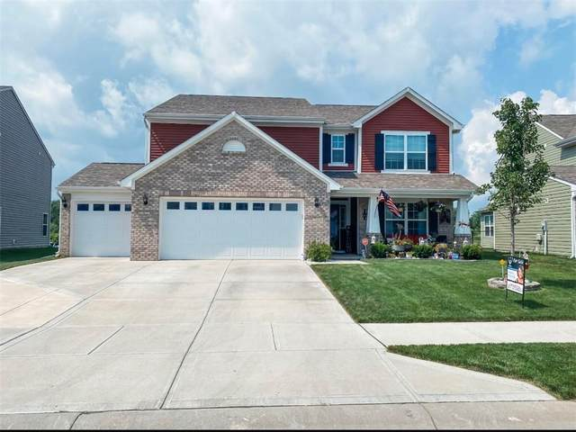 3444 Stoddard Place, Indianapolis, IN 46217 (MLS #21801619) :: Dean Wagner Realtors