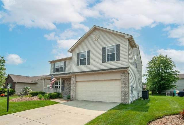 1623 Quinn Creek Drive, Brownsburg, IN 46112 (MLS #21801636) :: Mike Price Realty Team - RE/MAX Centerstone