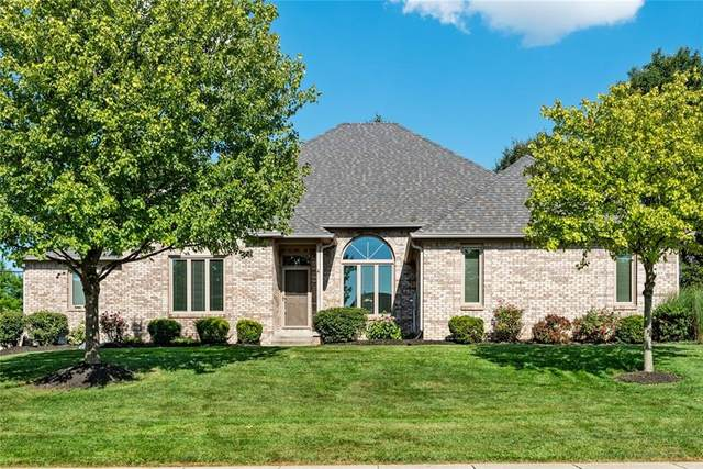 14489 Allison Drive, Carmel, IN 46033 (MLS #21801647) :: Mike Price Realty Team - RE/MAX Centerstone
