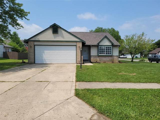 3962 Sarasota Drive, Franklin, IN 46131 (MLS #21801651) :: Mike Price Realty Team - RE/MAX Centerstone