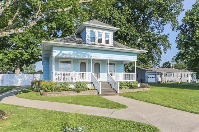 227 S Baldwin Street, Bargersville, IN 46106 (MLS #21801654) :: The Indy Property Source