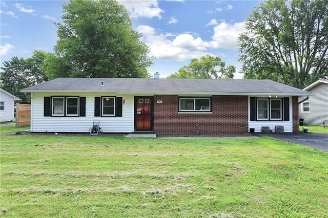 635 N Howard Road, Greenwood, IN 46142 (MLS #21801660) :: JM Realty Associates, Inc.