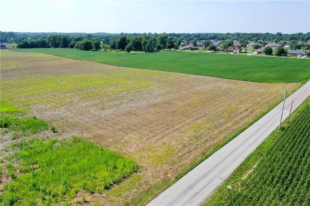 00 S 550 W, New Palestine, IN 46163 (MLS #21801668) :: The Indy Property Source