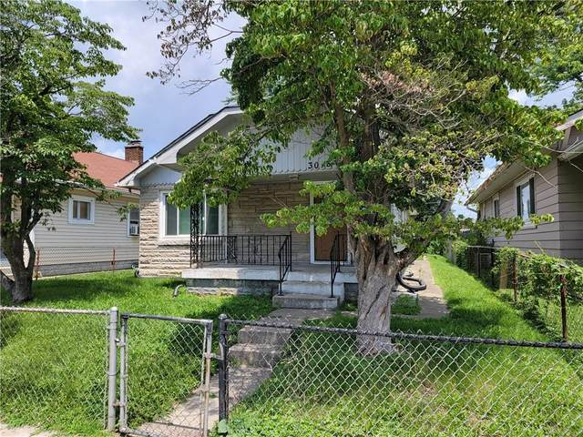 3018 Meredith Avenue, Indianapolis, IN 46201 (MLS #21801680) :: Pennington Realty Team