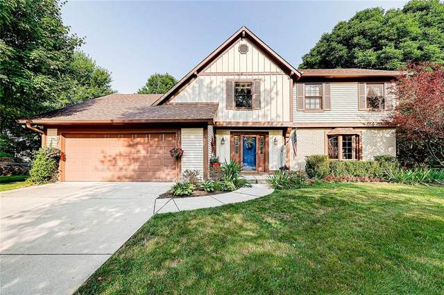 9208 Selkirk Court, Indianapolis, IN 46260 (MLS #21801693) :: Mike Price Realty Team - RE/MAX Centerstone