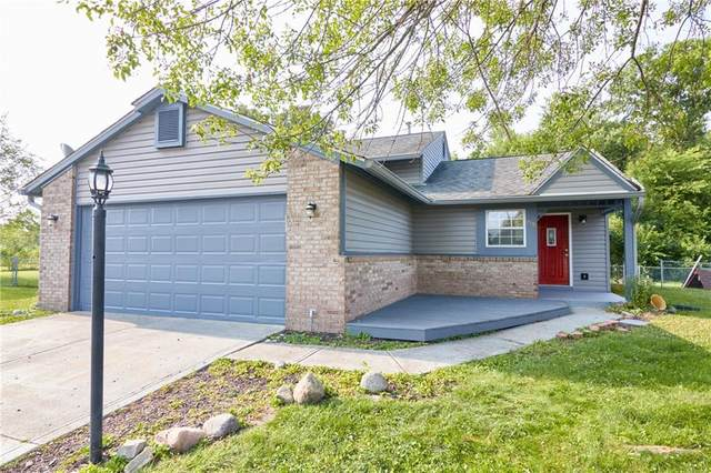 7731 Hoyt Avenue, Indianapolis, IN 46239 (MLS #21801695) :: The Evelo Team