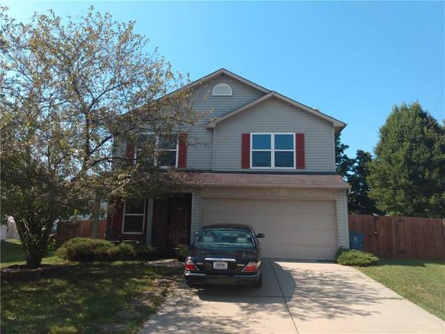 7011 Beargrass Court, Indianapolis, IN 46241 (MLS #21801698) :: The Indy Property Source