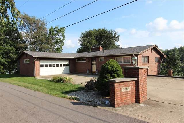 1085 Locust Drive, Martinsville, IN 46151 (MLS #21801727) :: The Indy Property Source
